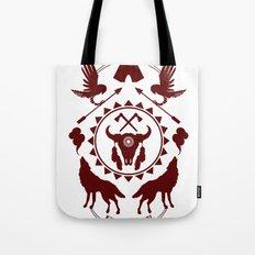 Indian Spirit Tote Bag