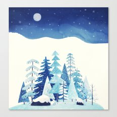Goodnight Moon Canvas Print