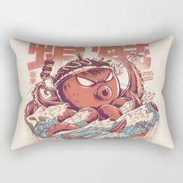 Takoyaki Attack Rectangular Pillow
