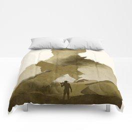Uncharted 3 Comforters