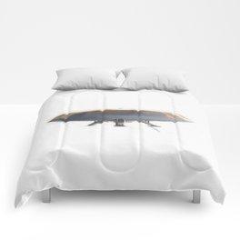 Retro UFO Comforters