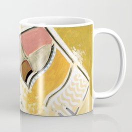 Alfred Henry Maurer - Tan Still Life - Digital Remastered Edition Coffee Mug