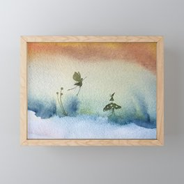 Hello dear friend Framed Mini Art Print