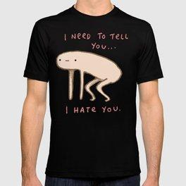 Honest Blob - Hate T-shirt