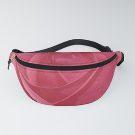 Blushing Rose Fanny Pack