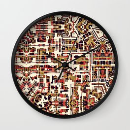 Sixty Two Wall Clock