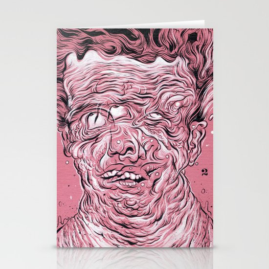 Vessel of Man Stationery Cards