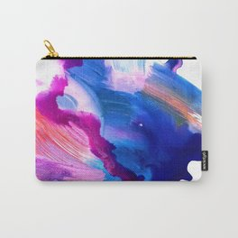 Danbury Abstract Watercolor Painting Carry-All Pouch