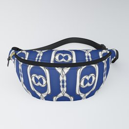 Chain Links Fanny Pack