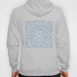 Water drops with background Hoody