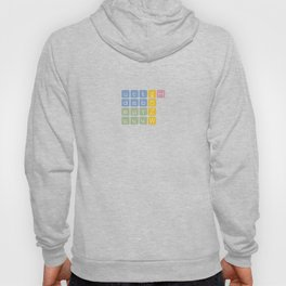 Elementary Particles Hoody
