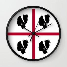 Sardegna, 4 more Wall Clock