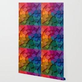 Colorful Circle Wallpaper