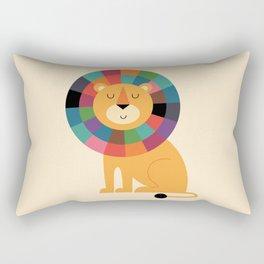 Mr. Confidence Rectangular Pillow