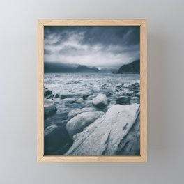 There's Something About Elgol II Framed Mini Art Print