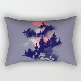 Samurai's life Rectangular Pillow