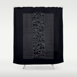 Joy Division Shower Curtain