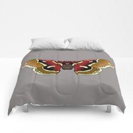 Cecropia Moth Comforters