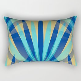 East of the River Nile Rectangular Pillow