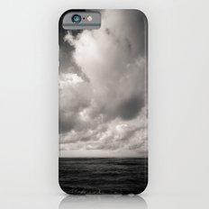 summer ver.black iPhone 6s Slim Case