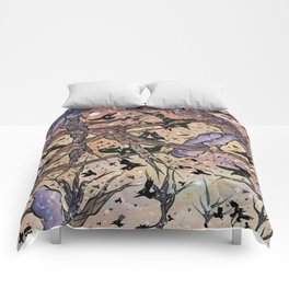 Our Night of the Crows Comforters