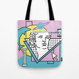 Apollo - Vaporwave - 80s Tote Bag