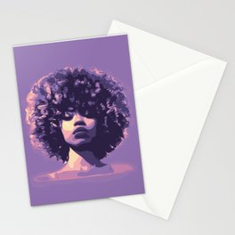 Royal Fro Stationery Cards