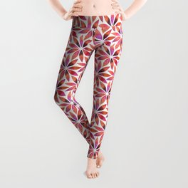 Star Petals Leggings