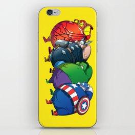 TUBY : Avengers iPhone Skin