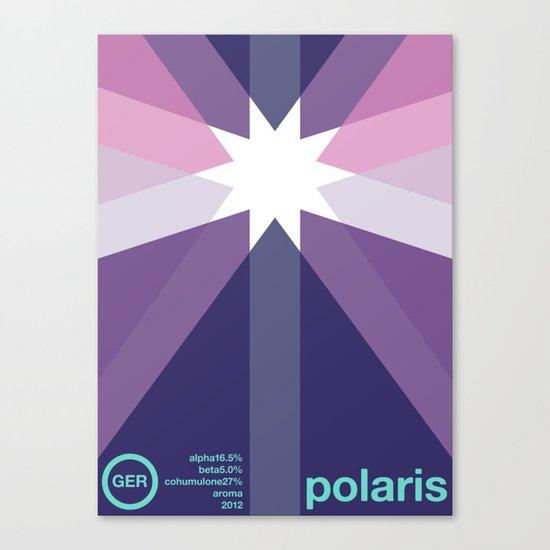 polaris single hop Canvas Print