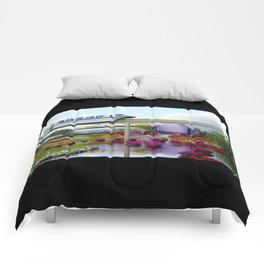 Epcot Icons Comforters