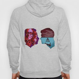 farther and son Hoody