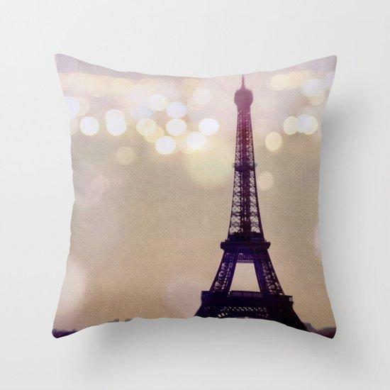 Lumiere Throw Pillow