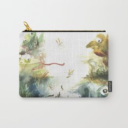 Mosquitos Carry-All Pouch