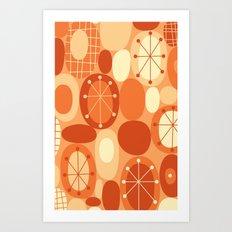 Tooti Frooti Art Print