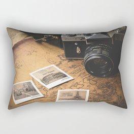 Vintage photography Rectangular Pillow