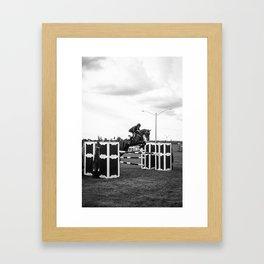 Grand Prix  Framed Art Print
