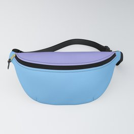 Powder Lavender Blue Fanny Pack