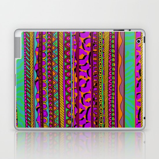 Tribal Laptop & iPad Skin