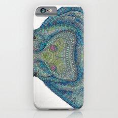 Hippie-Potamus (Blue) Slim Case iPhone 6s