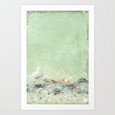 Effervesce Art Print