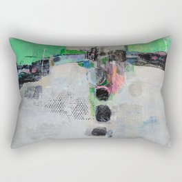 Metropolis One Rectangular Pillow