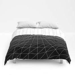 Terra Graphica Comforters