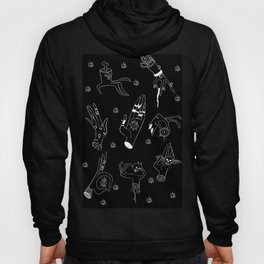 Eye Gotta Hand It To You (Hello Darkness Edition) Hoody