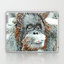 NewArt Animal Orang Laptop & iPad Skin