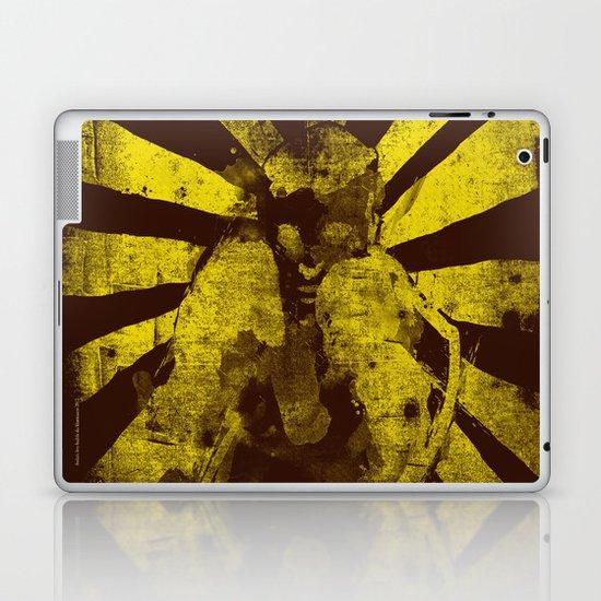 distressed  boxer Laptop & iPad Skin