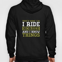 horse rider horse riding stable grey pony Hoody