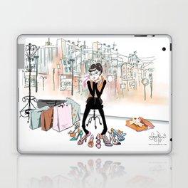 Shoe Boutique Laptop & iPad Skin