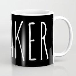 #Maker Coffee Mug