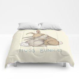 Hugs Bunnies Comforters